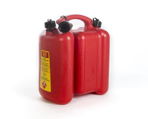 Combi petrol can