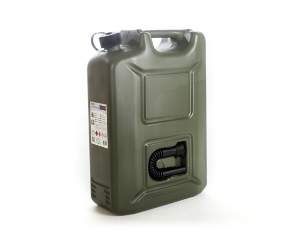 20L military canister